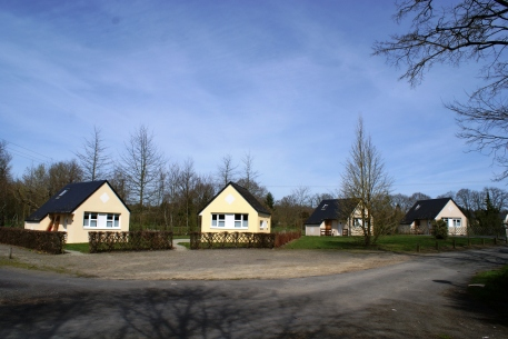 Bungalows au camping